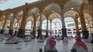فرح ودموع لدى الحجاج في الحجّ الثاني المحدود إلى مكة بسبب كورونا