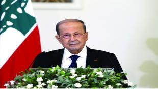 الرئيس عون: استخدام اسرائيل سلاحها الجوي تهديد مباشر للأمن والاستقرار في الجنوب