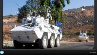 """""""اليونيفيل"""" تدعو الجيش الإسرائيلي للكفّ عن خرق السيادة اللبنانية"""