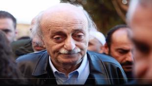 """تغريدة لجنبلاط عن """"دفن أخر شبر لسيادة في لبنان"""""""